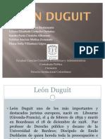 León Duguit