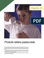 8Pdts pasteurisés