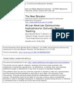 boutte_africanamericancommunities_culturallyrelevantteaching