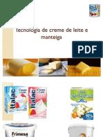Aula 6 Tecnologia de Nata e Manteiga