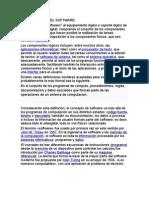Clacificacion Del Software