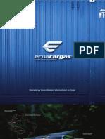 Brochure en Español ECUACARGAS