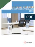 Ceragon Training Program 2011 VER 2 Hand Out