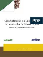 Caracterização da Cafeicultura de Montanha de Minas Gerais