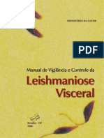 Manual Leish Visceral 2006