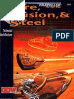 TNE - Fire, Fusion, & Steel