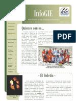 InfoGIE  nº1 año 1