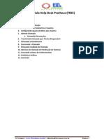 Módulo Help-Desk Protheus FREE - Manual Operação