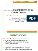 Aspectos Bioquimicos de La Caries Dental