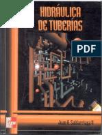 HIDR DE TUBERIAS