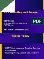 APTA BRT Branding Henke 2007