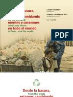 Ciudad Saludable Brochure (June 2010)