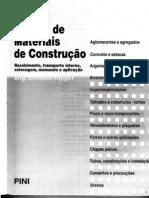 Manual Pratico de materiais de construção