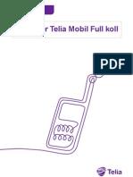 Mobile-Full Koll-Handbok TSP 2486 110426