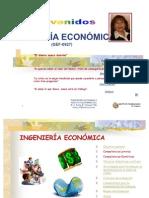 Bienvenida Ing.economica Ago-dic 2011
