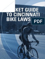 Cincy Bicycle Laws