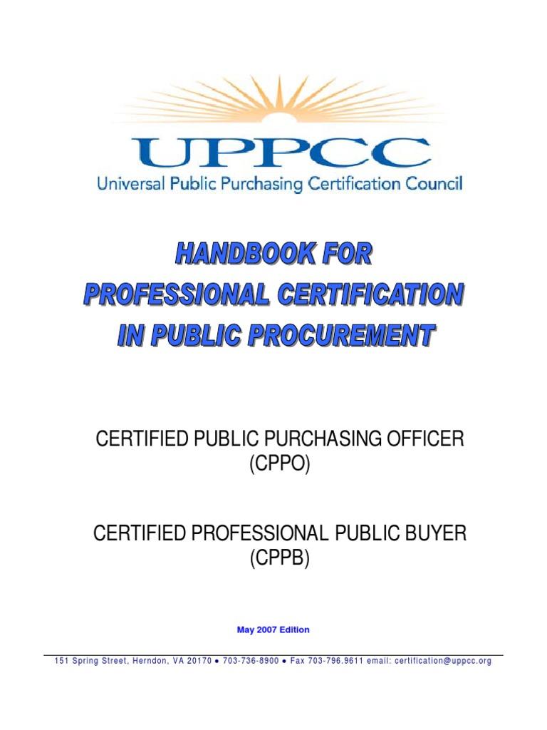 Certification handbook professional certification test certification handbook professional certification test assessment xflitez Image collections