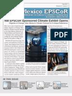 NM EPSCoR August 2011 Newsletter