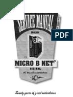 Manual Micro B Net Digital