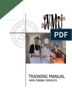 WMU_DiningTrainingManual