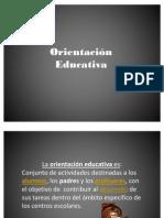 Presentación Introducciòn Orientaciòn educativa