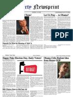 Libertynewsprint 9-30-08 Edition