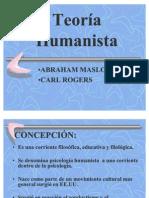 teorias humanisticas