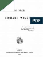 Chamberlain, Houston - Das Drama Richard Wagners (1892, 153 S., Scan)