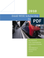 Daad Wise Guideline