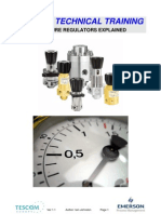 Tescom Technical Training - Pressure Regulators Explained - Ver1.1