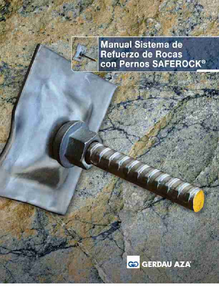30715997 Gerdau AZA Manual Saferock 2008