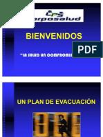 Charla Educativa Sobre El Plan de Evacuacion