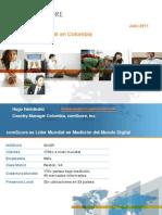 ComsCore - Estado de Internet en Colombia 2011