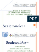 Alugen Scalewatcher Presentación