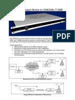 Datasheet DTM100