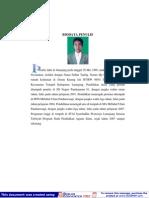 Biodata Skripsi Fathur
