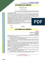 Ley General Del Ambiente_honduras