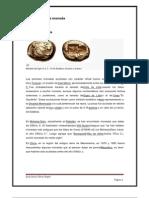 La Historia de La Moneda