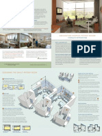 Day Lighting Patient Rooms Brochure Final