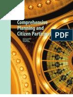 Comprehensive Planning&Citizen Participation