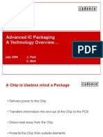 Tp Advanced IC Packaging Technology Overview