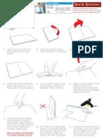 Book Binding Instructions A4