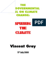 Spinning the Climate
