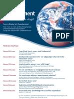 Debating Development 2008-09