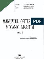 Manualul Ofiterului Mecanic - Vol1