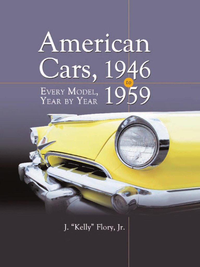 american cars 1946 1959 rh scribd com