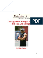 Mike Mahler - Aggressive Strength Solution for Size and Strength (eBook)