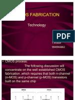 Cmos Fabrication Technology