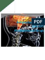 Anti Psychotic Drugs, Anti EPS, Anti Depressants