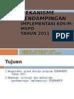 Mekanisme Pen Damping An EDS MSPD 2011
